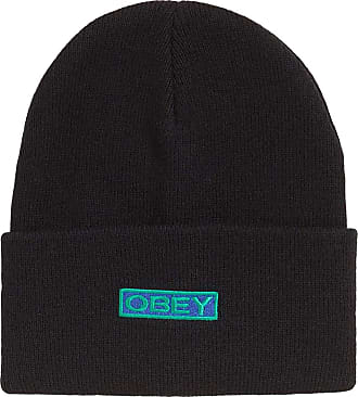 Obey Motion Beanie Black HAT 22419A036