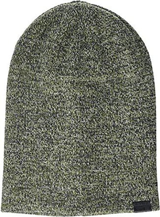 G-Star Effo Long Heather Beanie, Bonnet Homme, Multicolore Olive DK Saru 4bb879bd88b
