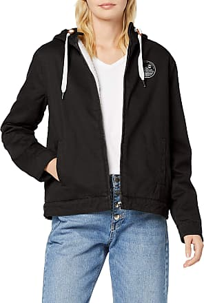 Billabong Womens Harlem Jacket - Black - Large
