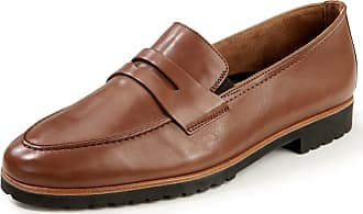 Paul Green Calf nappa leather loafers Paul Green brown