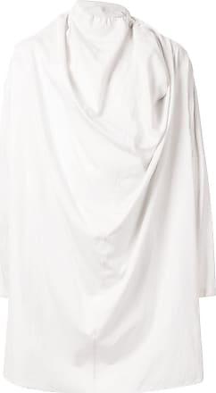 Julius Camisa drapeada - Branco