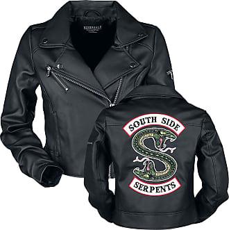 c2254c36 Riverdale Southside Serpents - Jakker - Jakke i kunstskinn - svart