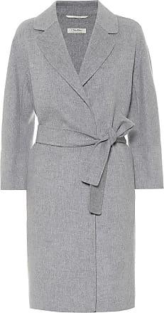 Max Mara Arona belted virgin-wool coat