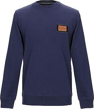 Love Moschino Logo Badge/_Long Sleeve Shirt Camisa para Hombre