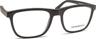Emporio Armani Óculos de Grau Emporio EA3140 Preto Fosco - U / 1/0