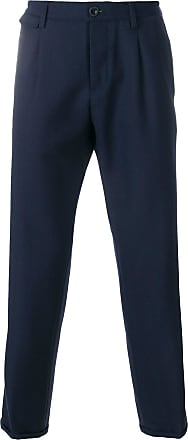 PT01 straight leg trousers - Blue