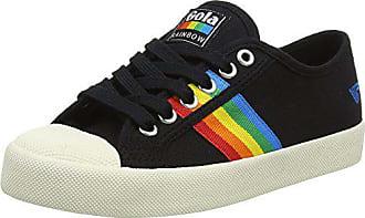 Gola FemmeNoir Black EU Rainbow Bz37 Coaster MultiBaskets 7Yf6gby