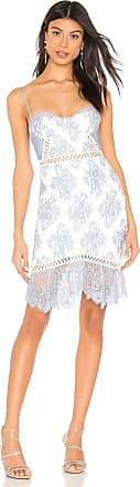 X by NBD Timantha Mini Dress in Blue