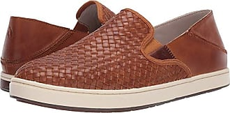 Olukai Kahu Lauhala (Kona Coffee/Tapa) Mens Shoes
