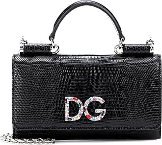 feddee2884cf Dolce   Gabbana® Leather Bags − Sale  up to −70%