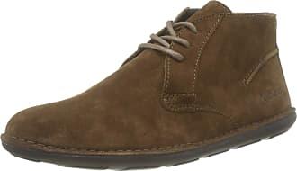 Kickers Mens Swibo Classic Boots, Brown (Marron Kaki 93), 9 UK