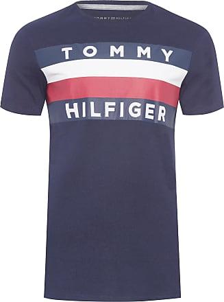 Tommy Hilfiger T-SHIRT MASCULINA UPSTATE - AZUL