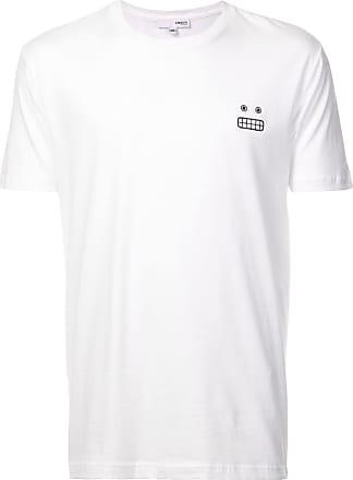 Odin Camiseta Grin Face - Branco