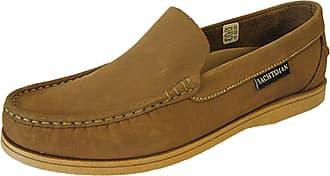 Footwear Studio Mens Leather YACHTSMAN Smart Boat Loafers Formal Moccasin Sailing Deck Shoes