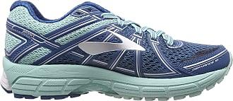 Brooks Womens Defyance 10 Running Shoes, Blue (Blue/Aqua/White 483), 5.5 UK