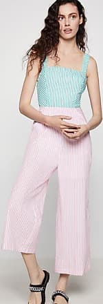 BCBGeneration Asymmetric Colorblocked Jumpsuit