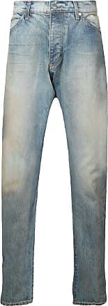 Rhude Calça jeans slim - Azul