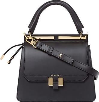 Maison Héroïne Handtasche Damen, Marlene Tablet Mini, Black