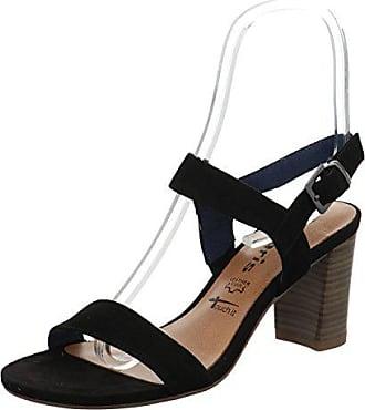 a8745042690183 Tamaris Tamaris-Sandalette Größe 40 Schwarz (BLACK)
