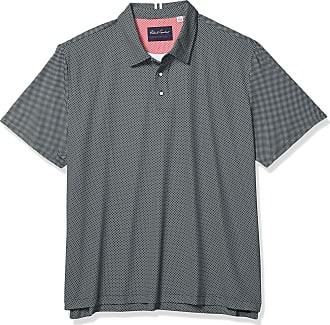Robert Graham Mens Angola Short Sleeve Knit Polo