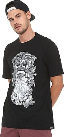 Blunt Camiseta Blunt Jesus Skate Preta