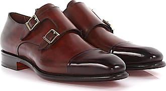Santoni Monk Shoes 07508