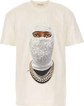 Ih Nom Uh Nit T-Shirt Uomo On Sale, Bianco, Cotone, 2019, L M XL