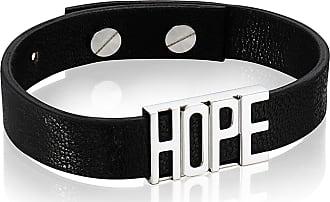 Efva Attling Hope Leather Bracelet. Bracelets