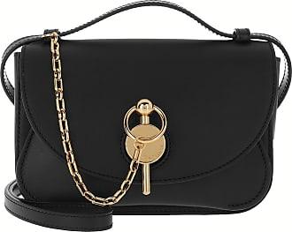 J.W.Anderson Midi Keyts Bag Black Umhängetasche schwarz