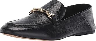 Vince Camuto Womens PERENNA Loafer Flat, Black 01, 4 UK