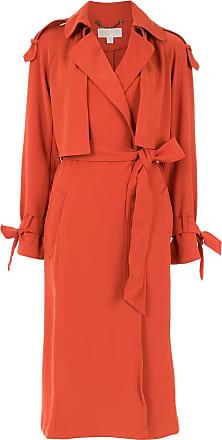Michael Michael Kors Trench coat Drapey - Laranja