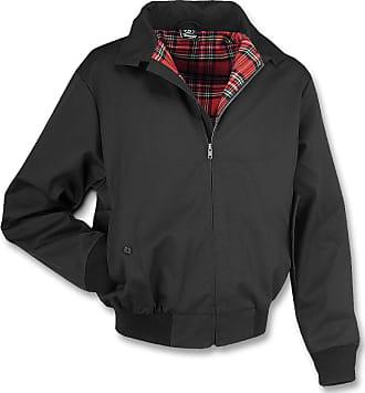 Brandit Mens Lord Canterbury Jacke Jacket, Black, XXXXXL