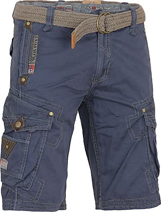Geographical Norway Shorts Clothing Geographical Norway Men short Pants Navy XXL