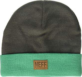 f582b159427 Neff Mens Ruffian Slouchy Knit Beanie