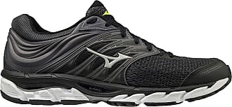 Mizuno Mens Wave Paradox 5 Road Running Shoe, Magnet/Moonstruck/Syello
