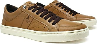Di Lopes Shoes Sapatênis Flay 100% Couro (37, Caramelo)