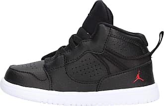 Nike Baskets Jordan Access - Bébé - Noir et Blanc