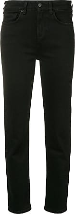 7 For All Mankind Calça jeans cropped - Preto
