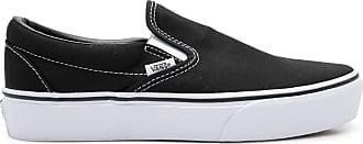 Vans Tênis Ua Classic Slip On Platform Vans - Preto