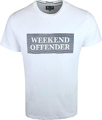 Weekend Offender Bishop Chest Logo T-Shirt 3XL