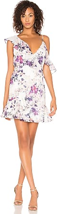 Yumi Kim Sheer Bliss Dress in Lavender