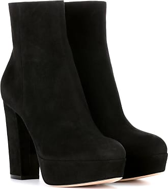 Gianvito Rossi Exclusive to Mytheresa - Suede ankle boots