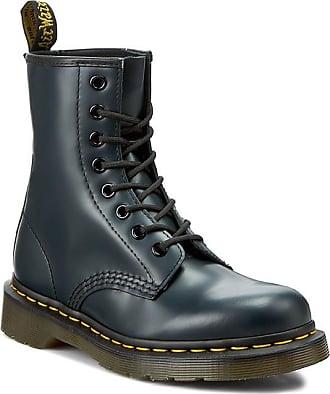 d20695bfc5c753 Dr. Martens Chaussures Rangers DR. MARTENS - 1460 10072410 Navy