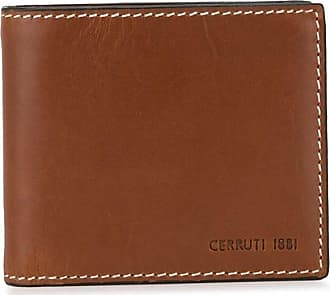 Cerruti billfold wallet - Brown