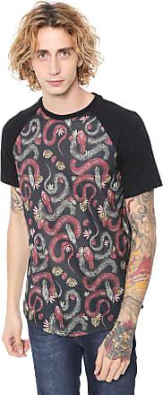Hurley Camiseta Hurley Especial Tread Preta