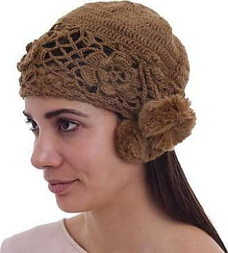 c653cebe404 Brown Knitted Beanies  14 Products   at USD  7.08+