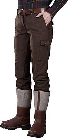 Franken & Cie. Field trousers loden, brown