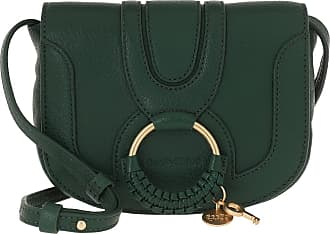 See By Chloé Cross Body Bags - Hana Mini Crossbody Marble Green - green - Cross Body Bags for ladies