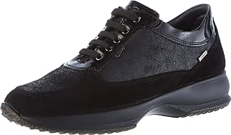 Igi & Co Womens Donna Gore-tex-41445 Gymnastics Shoes, (Nero 4144500), 6 UK