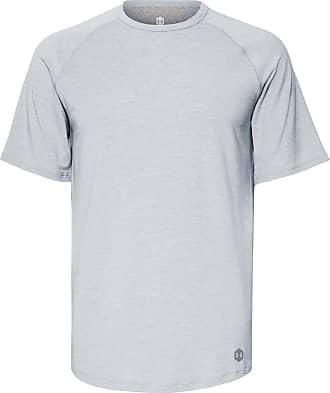 6ce7978c Under Armour Recovery Sleepwear Mélange Stretch Tech-jersey T-shirt - Gray